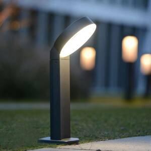 Eco-Light LED soklové světlo Meridian ve tvaru kroužku