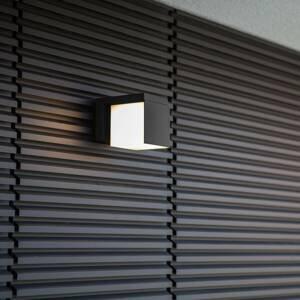 Eco-Light LED nástěnné světlo Cuba 1zdroj matná černá 3 000K