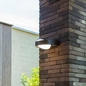 Eco-Light LED venkovní nástěnné světlo Fele sklopné stínidlo