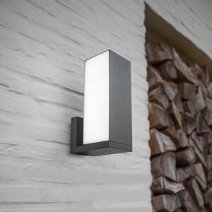 Eco-Light LED venkovní nástěnné světlo Cuba, CCT, smart