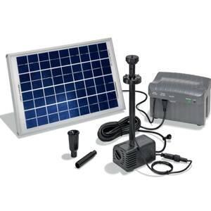Esotec Solární čerpací systém Siena s LED