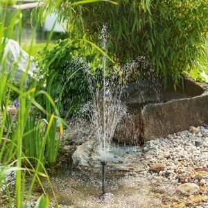 Esotec Solární čerpadlo Water Splash 10/610