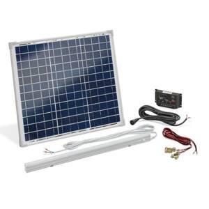 Esotec Solární sada pro nabíjení Inselsystem 30 W