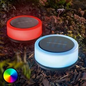 Esotec Solární dekorační světla Smart Puc 2ks