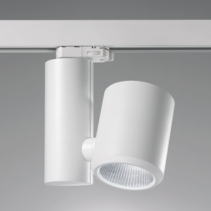Egger Licht LED kolejnicový reflektor Kent bílý teplá bílá