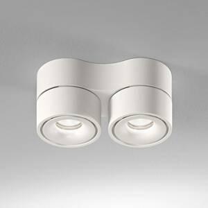 Egger Licht Egger Clippo Duo LED stropní spot, bílý, 2 700 K