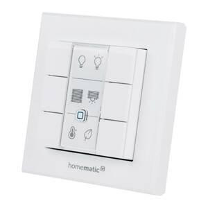 HOMEMATIC IP Homematic IP nástěnný spínač, 6x