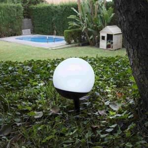 FARO BARCELONA LED venkovní závěsné světlo Voila, mobilní, RGBW