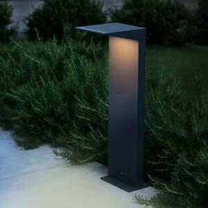FARO BARCELONA Solární osvětlení cesty Soleil, senzor soumraku