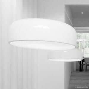 FLOS FLOS Smithfield S závěsné světlo, bílá