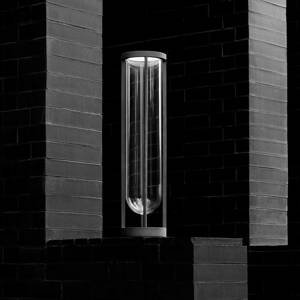 FLOS FLOS In Vitro Bollard 2, 2700 K, 60 cm, černá
