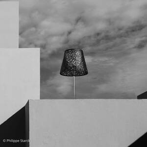 FLOS FLOS KTribe F3 venkovní stojací lampa Panama