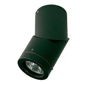 Albert Leuchten Soleo otočný a naklápěcí reflektor venkovní, černá