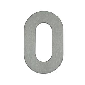 Albert Leuchten Domovní číslo 0 - z nerezové oceli
