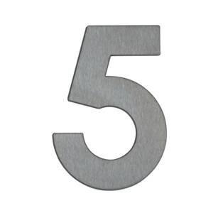 Albert Leuchten Domovní číslo 5 - z nerezové oceli