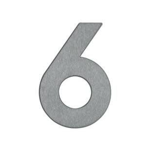 Albert Leuchten Domovní číslo 6 - z nerezové oceli