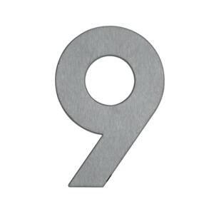 Albert Leuchten Domovní číslo 9 - z nerezové oceli