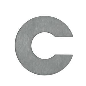 Albert Leuchten Domovní číslo - písmeno c