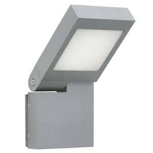 Albert Leuchten LED nástěnné světlo 0111, otočná hlava, stříbrná