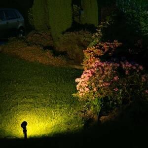 Albert Leuchten Zapichovací světlo 2398, antracit, naklápěcí