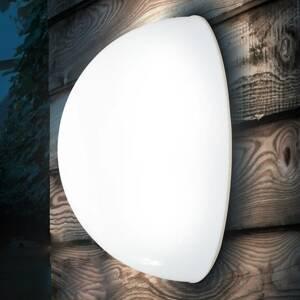 Globo Solární nástěnné svítidlo Novato