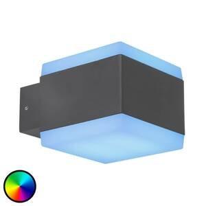 Globo Slice venkovní nástěnné světlo Tuya-Smart RGBW CCT