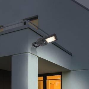 Globo LED solární nástěnné světlo 36486, úsporný režim