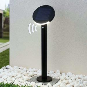 Solární lampy s pohybovým čidlem