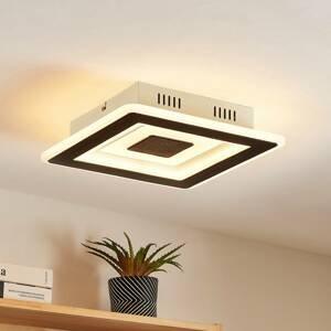 Lindby Lindby Evanio LED stropní světlo, smart, CCT, RGB