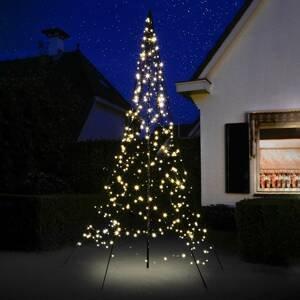 FAIRYBELL Fairybell® vánoční strom se stojanem, 3 m 360 LED