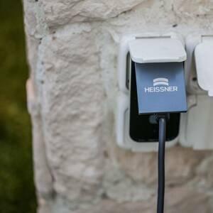 HEISSNER HEISSNER Smart Plug, ovládání aplikací