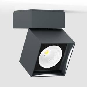 IP44.de IP44.de pro S LED stropní spot hranatý antracitová
