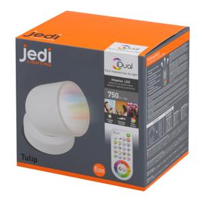 iDual iDual Tulip LED stolní lampa RGBW dálkové ovládání