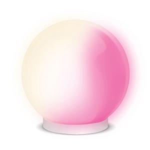iDual iDual Glam III LED stolní lampa, dálkové ovládání
