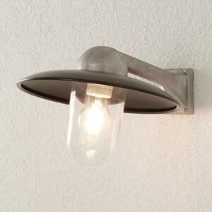 K. S. Verlichting Venkovní nástěnné světlo Stabila hliník/černá