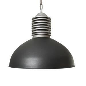 K. S. Verlichting venkovní závěsné světlo Carla hliník/antracit