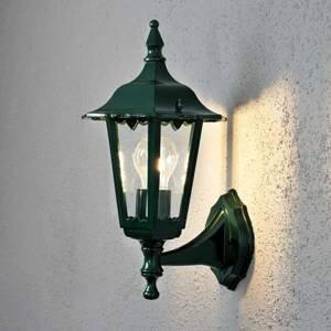 Konstmide Venkovní světlo Firenze, horní, 36cm, zelené
