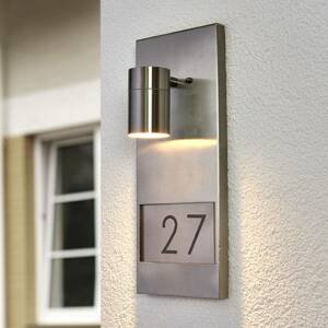 Konstmide 7655-000 Osvětlení čísla domů