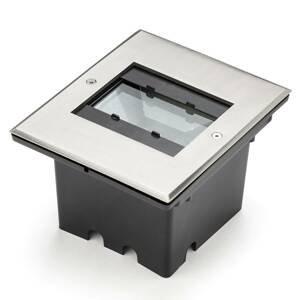 Konstmide LED podlahový spot Kaspar, ruční výroba v EU
