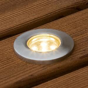 Konstmide 3ks rozšíření podlahového světla Mini ploché