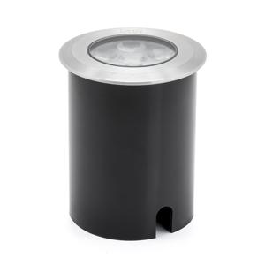 Konstmide Podlahové vestavné světlo High Power LED, Ø 11 cm