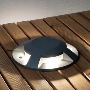 Konstmide LED podlahové svítidlo 7878-370, čtyři zdroje