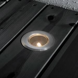 Konstmide Podlahový reflektor Mini základní sada 3ks 7cm, G4