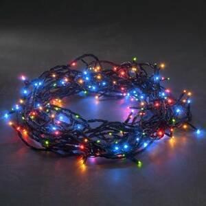 Konstmide CHRISTMAS Pestrý MikroLED světelný řetěz 180 zdrojů
