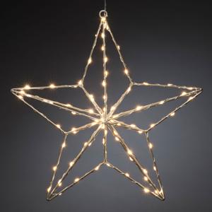 Konstmide CHRISTMAS Vánoční světelná hvězda