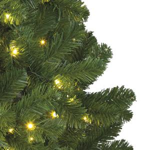 Kaemingk LED strom Imperial vnitřní použití, zelená, 180 cm