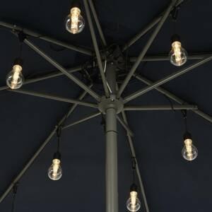 Kaemingk LED světelný řetěz 490144 pro slunečníky