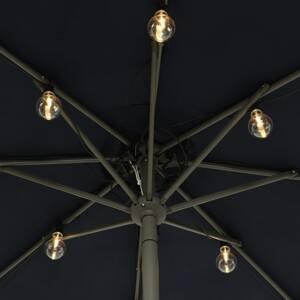 Kaemingk LED světelný řetěz 490145 pro slunečníky Filament