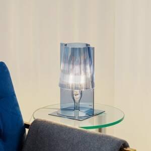 Kartell Kartell Take stolní lampa, světle modrá