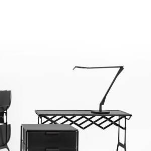 Kartell Kartell Aledin Tec - LED stolní lampa, černá